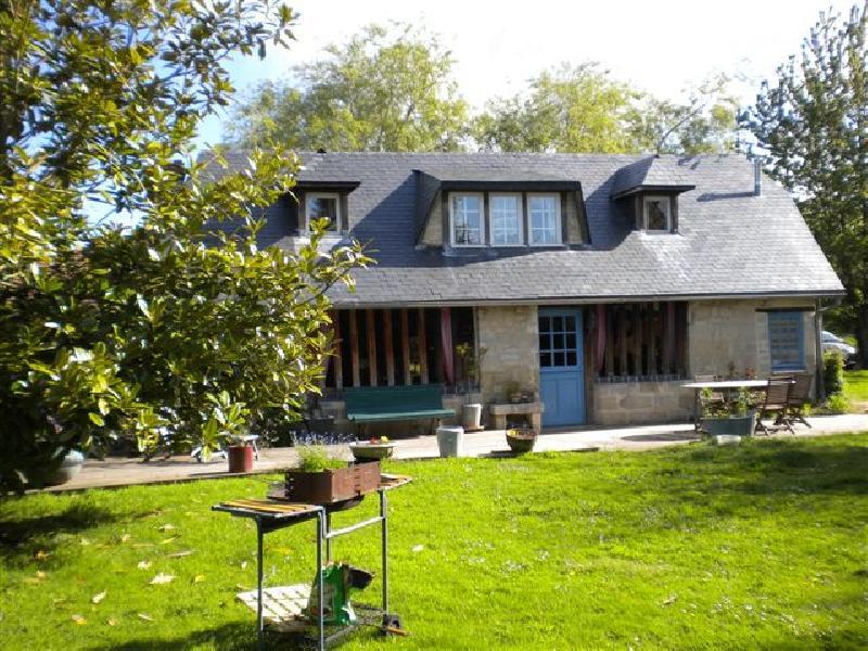 Plein de charme pour cette maison authentique proche de Beaumont en Auge - 15 mn de la mer