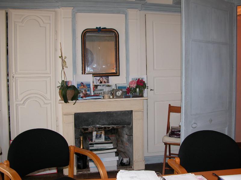 Un de nos bureau à l'étage.<BR>