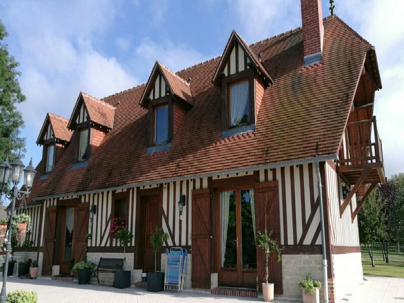 Maison récente normande - 15mn de Beaumont en Auge -  10 mn de la mer